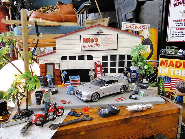 Jada 映画「ワイルドスピード」のダイキャストモデルカー 1/24スケール(ブライアン/ニッサンGT-R(R35)シルバー)
