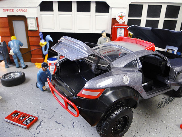 Jada 映画「ワイルドスピード」のダイキャストモデルカー 1/24スケール(レティ/ラリーファイター)