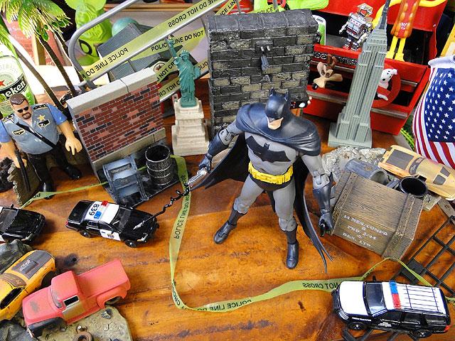マクファーレントイズ DCコミック バットマンの7インチアクションフィギュア(コミックバージョン)