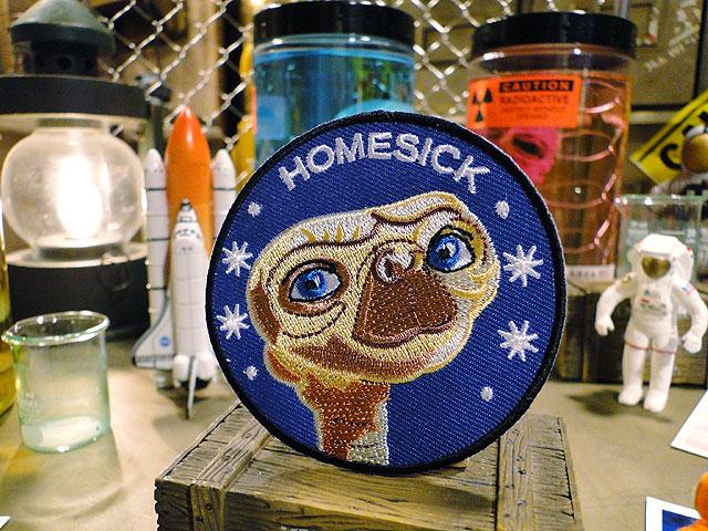 E.T.のワッペン
