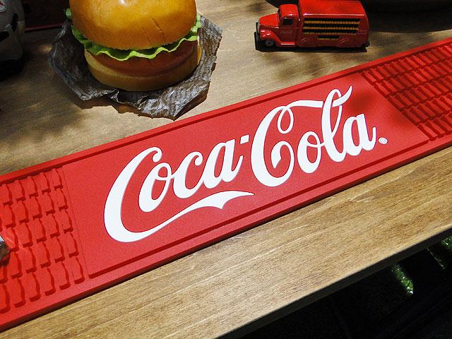 コカ・コーラのバーマット(ロング)