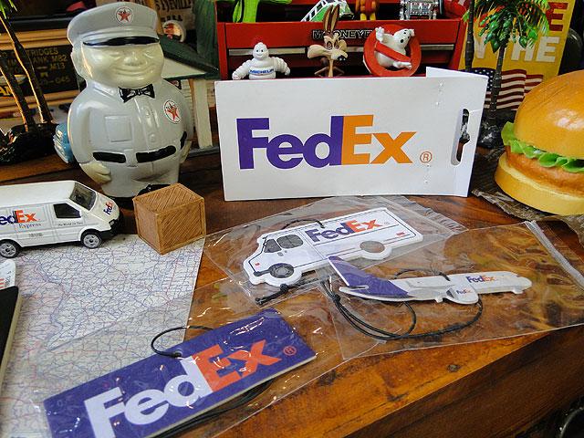フェデックスのエアーフレッシュナー 3Pセット