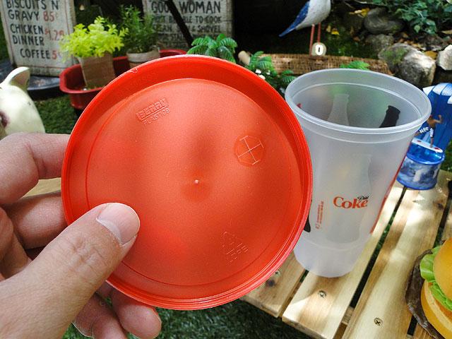 BERYY社 コカ・コーラのプラスチックカップ