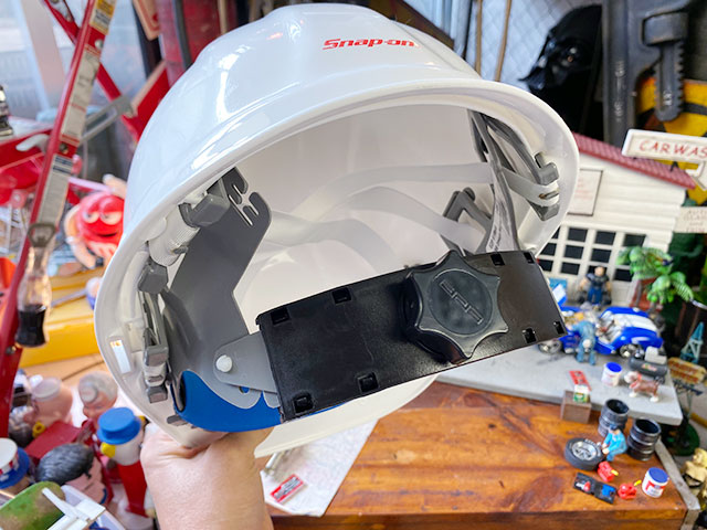 スナップオン ヘルメット