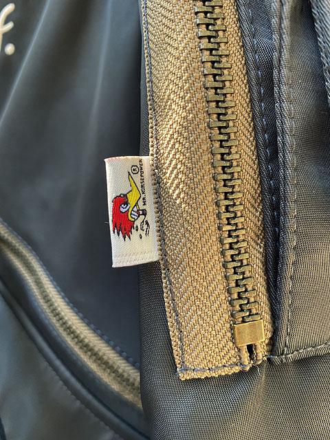 クレイスミスのフライトジャケット(ガンメタ)