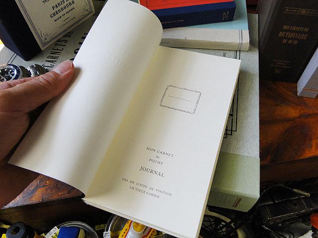 洋書みたいなノートブック ツールズラフノート(Sサイズ/レッド/ダイアリー)
