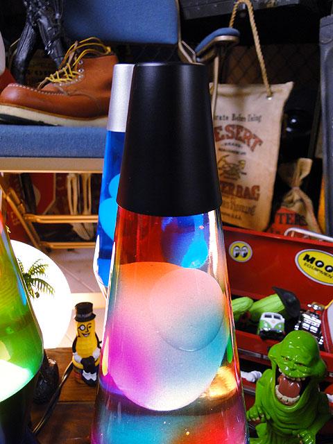 Lava Lamp社 ラバライト 正規品 ラバランプ(ホワイト/コズミック)