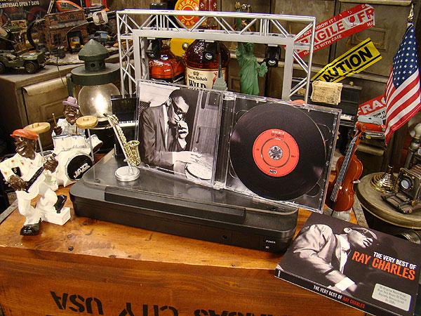 音楽CD コレ聴かずに死んだら一生の不覚・・・そんな音楽史に残る名アーティストCDシリーズ(レイ・チャールズ)