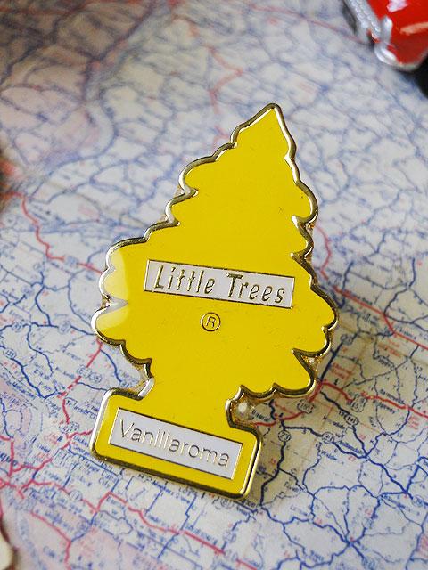 リトルツリーのエナメルピンバッジ(6種オールセット)