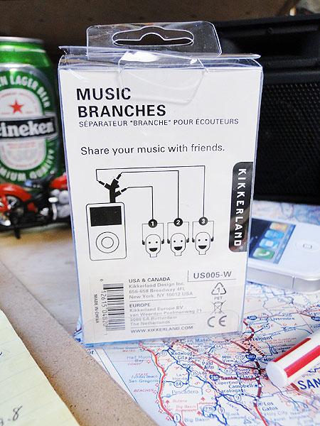 ミュージックブランチ用品雑貨