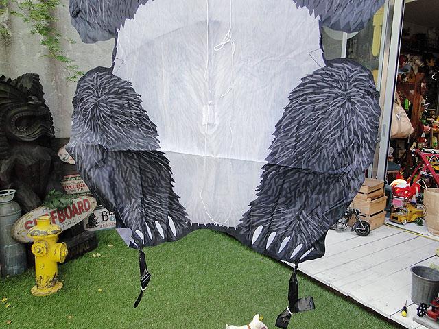 動物たちが空を飛ぶ!スカイズーパンダの2Dカイト
