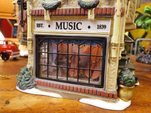 ミュージックショップのライトハウス