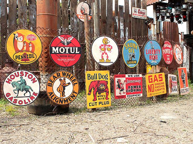 アメリカンガレージのウッドサイン シリーズ第三弾(14種類オールセット)