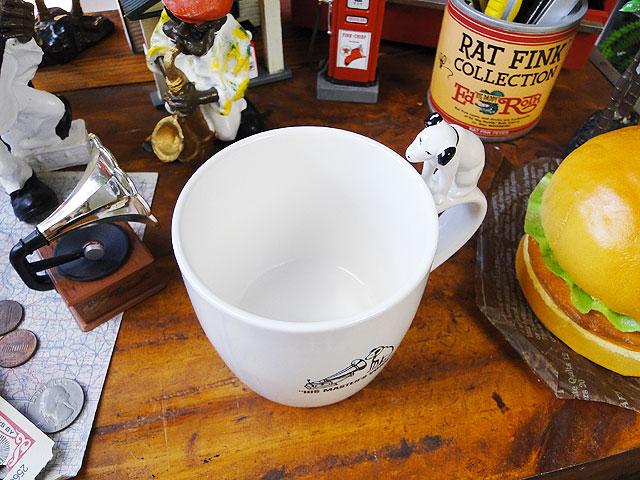 ニッパーマグカップ