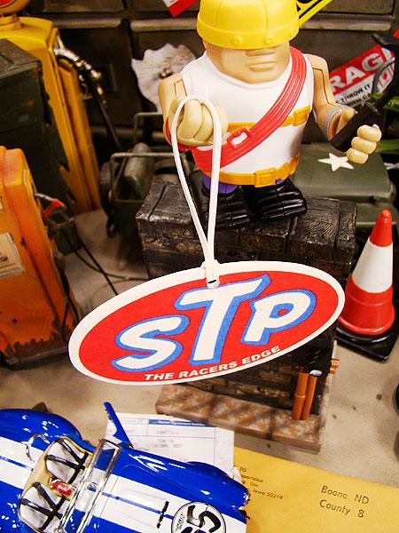レーシングエアーフレッシュナー(STP)