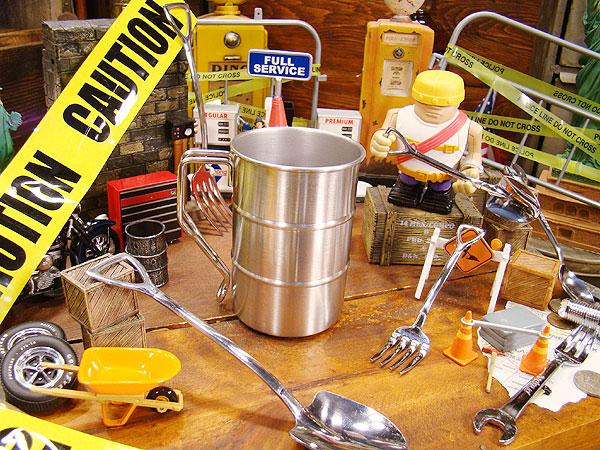 匠の技金属加工の腕利き職人が作ったドラム缶マグ