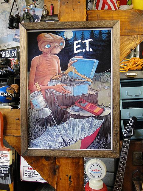 ポスターフレーム(E.T./コミュニケーション)
