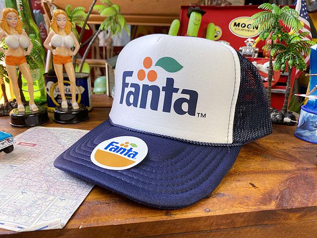 ファンタのメッシュキャップ