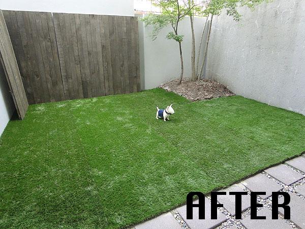 本物みたいなリアルな人工芝10m(1ロール買い10m/1mあたり6480円)