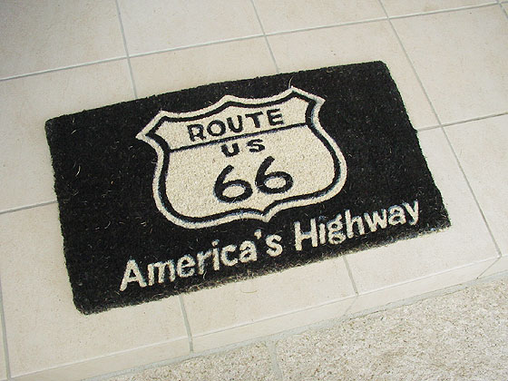 ルート66ココマット(アメリカズハイウェイ)