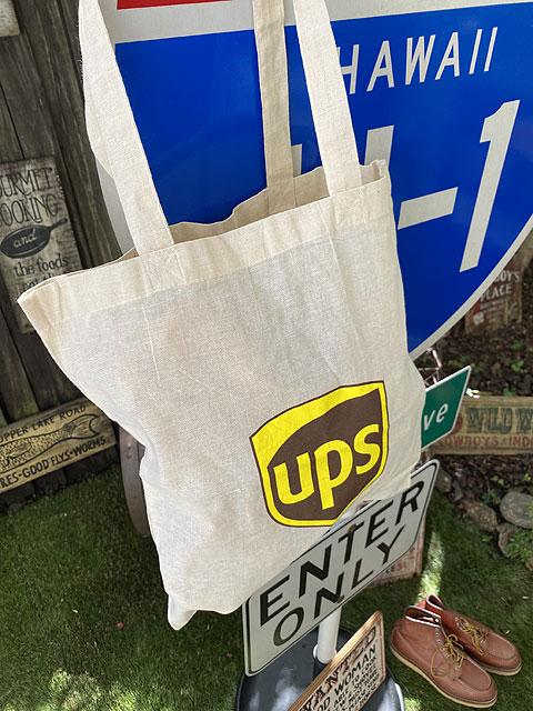 UPSトートバッグ