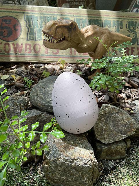 ジャンボ恐竜たまご