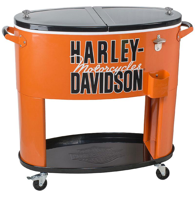 ハーレーダビッドソン モーターサイクルローリングクーラー