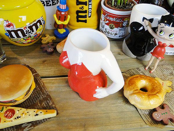 バニーガールマグカップ(ボディコンマグ)