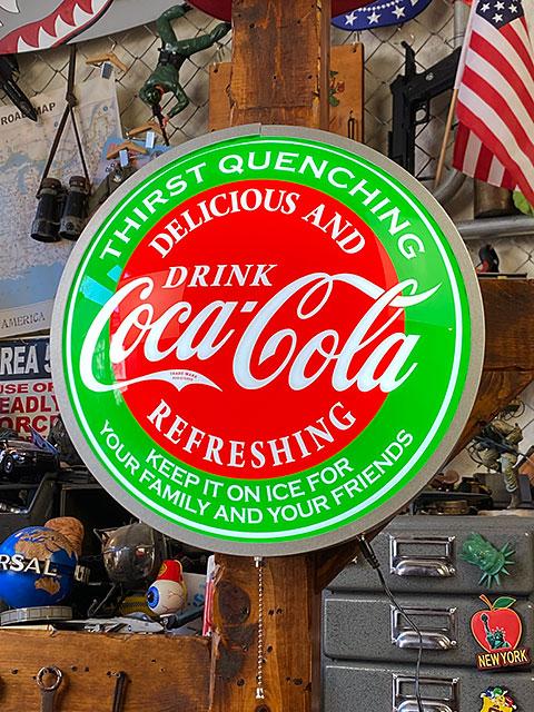 コカ・コーラのオフィシャルLEDパブサイン