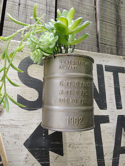 ハンギング・ドラム缶ポット(Sサイズ)