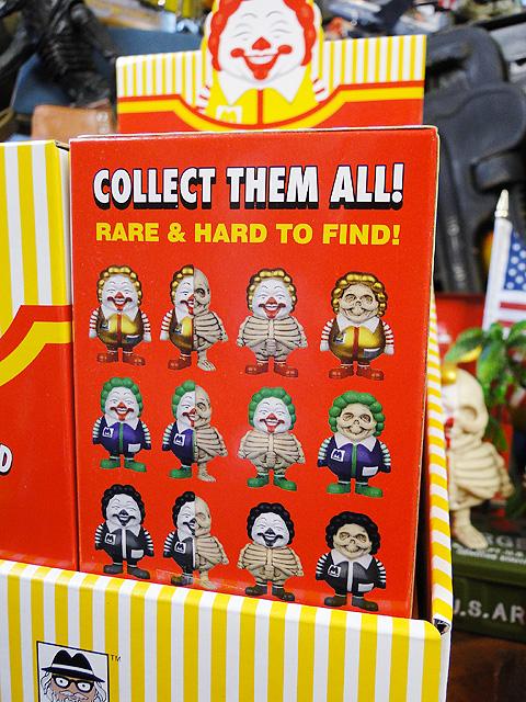 MC スーパーサイズミーのコレクターズミニフィギュア(全種が揃うボックスまるごと大人買い12個セット)