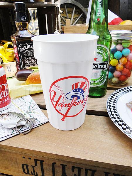 ニューヨーク・ヤンキースのスタジアムカップ