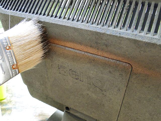 サビサビ塗装用のオリジナル塗料単色(ラスティイエロー)50mlサイズ