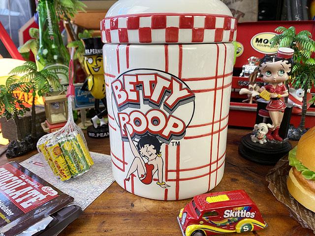 ベティ・ブープのセラミッククッキージャー