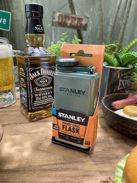 スタンレー フラスク 0.14リットル SSフラスコ