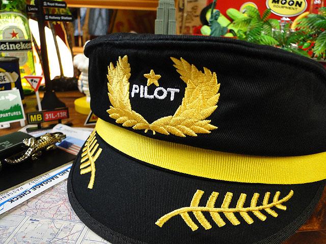 パイロットキャップ(キッズサイズ)