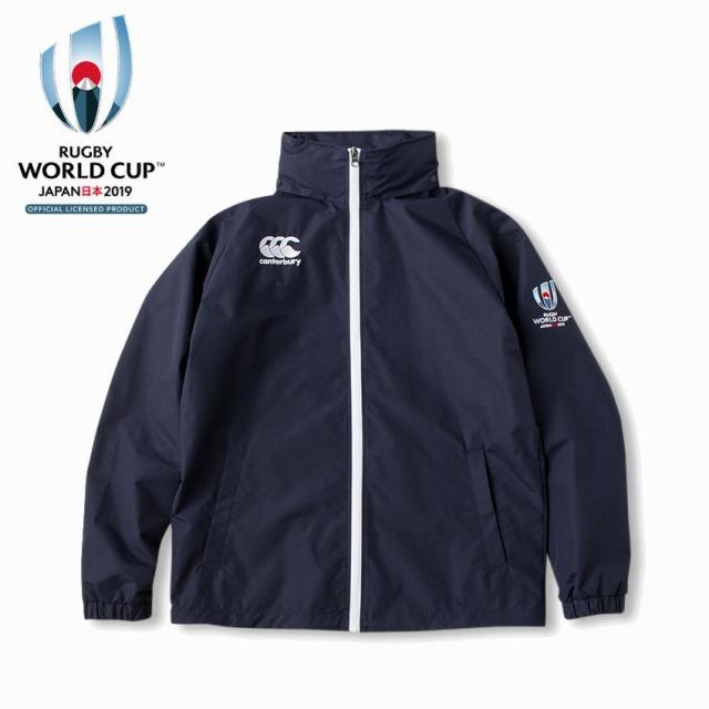 カンタベリー「ラグビーワールドカップ2019™日本大会」オフィシャルライセンス商品 フィールドジャケット VWD79260