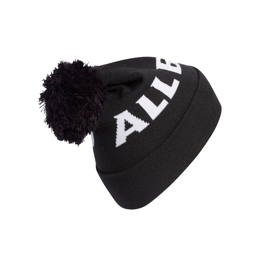 【adidas】 アディダス ALL BLACKS オールブラックス 日本限定 ビーニー ニットキャップ FYO19 ED0977