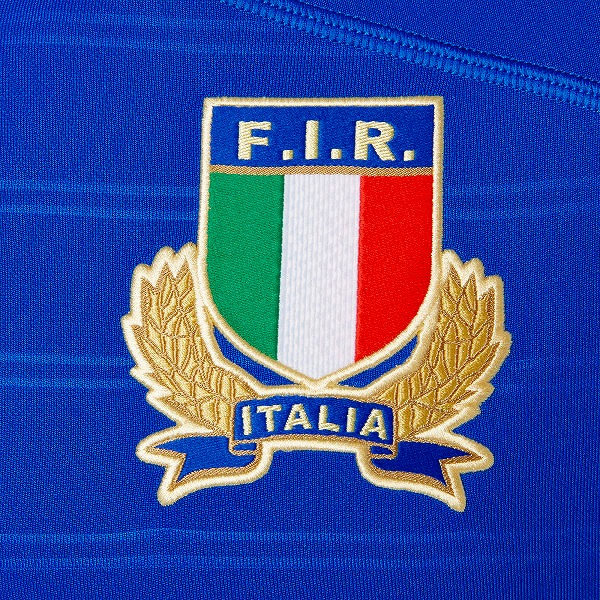 【macron】 マクロン FIR イタリア代表 ホーム レプリカ ジャージ 2020/21 ラグビー 58122258