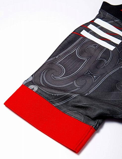 【adidas】 アディダス MAORI ALL BLACKS マオリ オールブラックス ジュニア レプリカジャージ ラグビージャージ ラグビー 子供サイズ キッズ JIK45