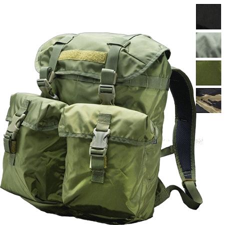 J-TECH(ジェイテック) J-TECH SMALL ALICE PACK 2 POCKETS [Black、Foliage Green、OD、Tiger Stripe]【中田商店】