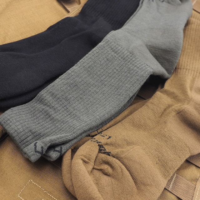 DARNTOUGH TACTICAL(ダーンタフ タクティカル)[T4021] Tactical Boot Cushion [Black][Coyote Brown][Foliage Green][タクティカル ブーツクッション]