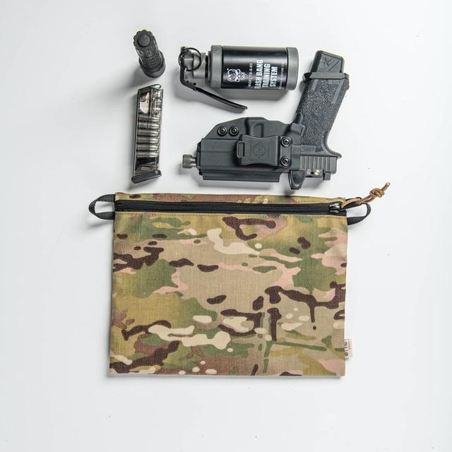 OTTE GEAR(オッテギア)Utility Pouch Set [4色][オッテギア ユーティリティーポーチ3点セット]