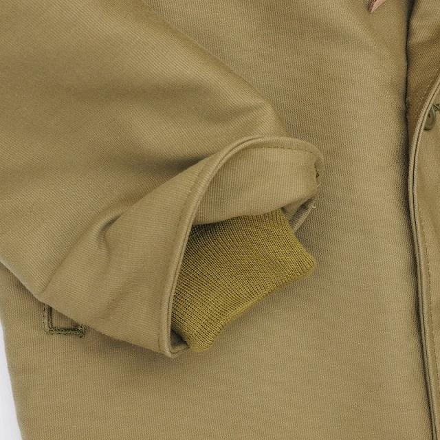 HOUSTON(ヒューストン)N-1 デッキジャケット タン【送料無料】