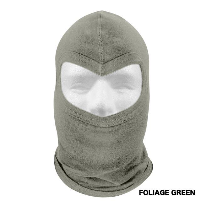 ROTHCO(ロスコ)Fire Retardant SWAT Hood [Black、Foliage Green][難燃素材][11055]