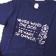 【Military Style/ミリタリースタイル】NEVER MIND THE DOG BEWARE OF OWNER! ショートスリーブ Tシャツ[4色]
