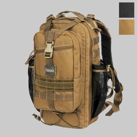 MAGFORCE(マグフォース)Pygmy2 Backpack 500D Nylon [MF-0517][Black、Tan][ピグミー2 バックパック 500デニールナイロン]