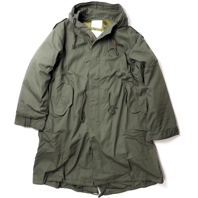 HOUSTON(ヒューストン)Type M-51 パーカー OD【送料無料】