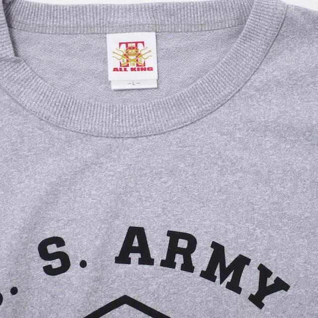 【Military Style/ミリタリースタイル】U.S.ARMY RANGERS COMBAT TRAINING SCHOOL レンジャー スクール ショートスリーブ Tシャツ[3色]