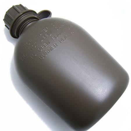US(米軍同様品)1QTプラスティックキャンティーン